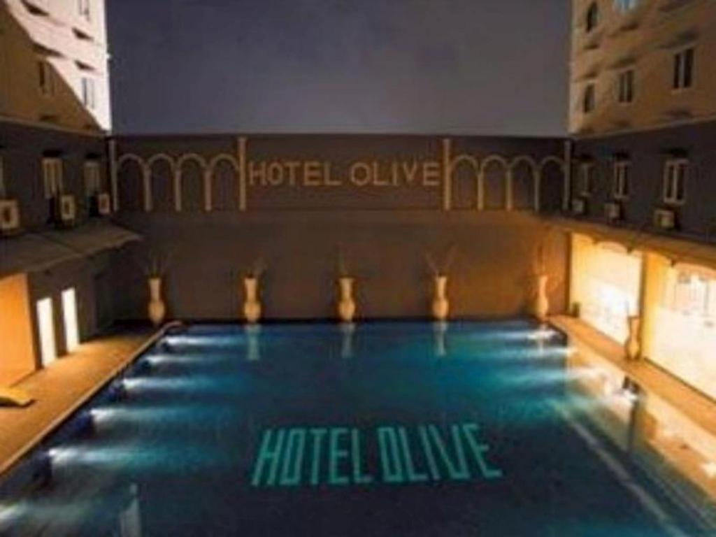 Swimming pool [outdoor] Hotel Olive
