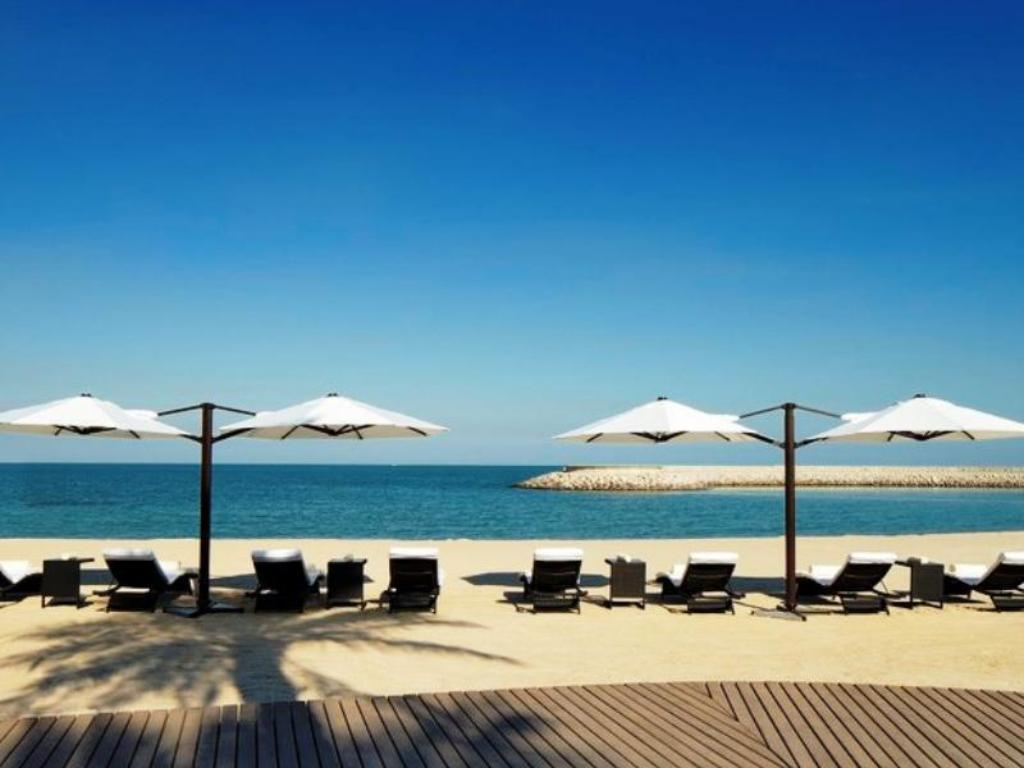 해변 Jumeirah Messilah Beach Hotel & Spa Kuwait