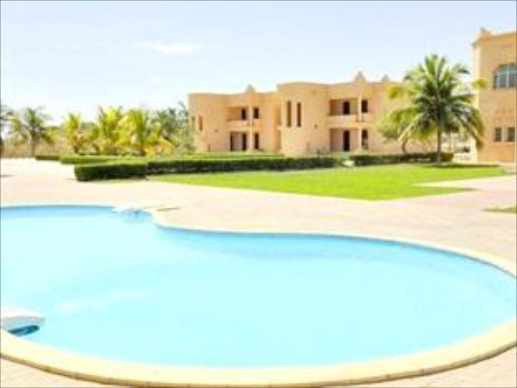 Peldbaseins Youth Hotel Apartments Salalah