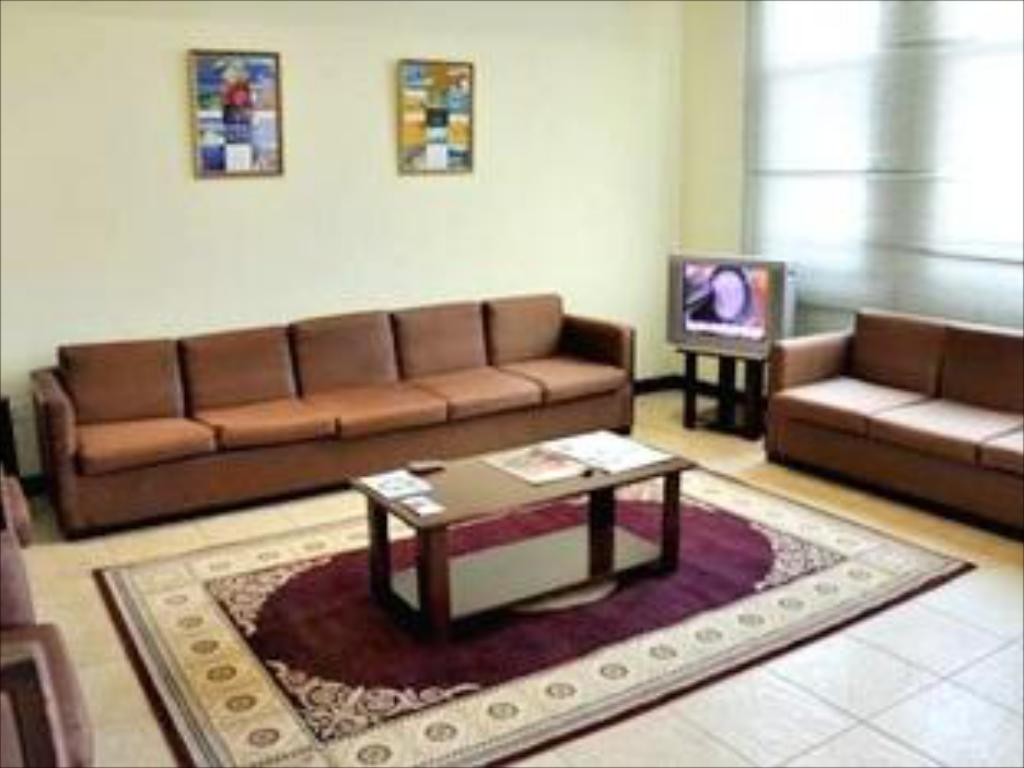 Foyer Youth Hotel Apartments Salalah
