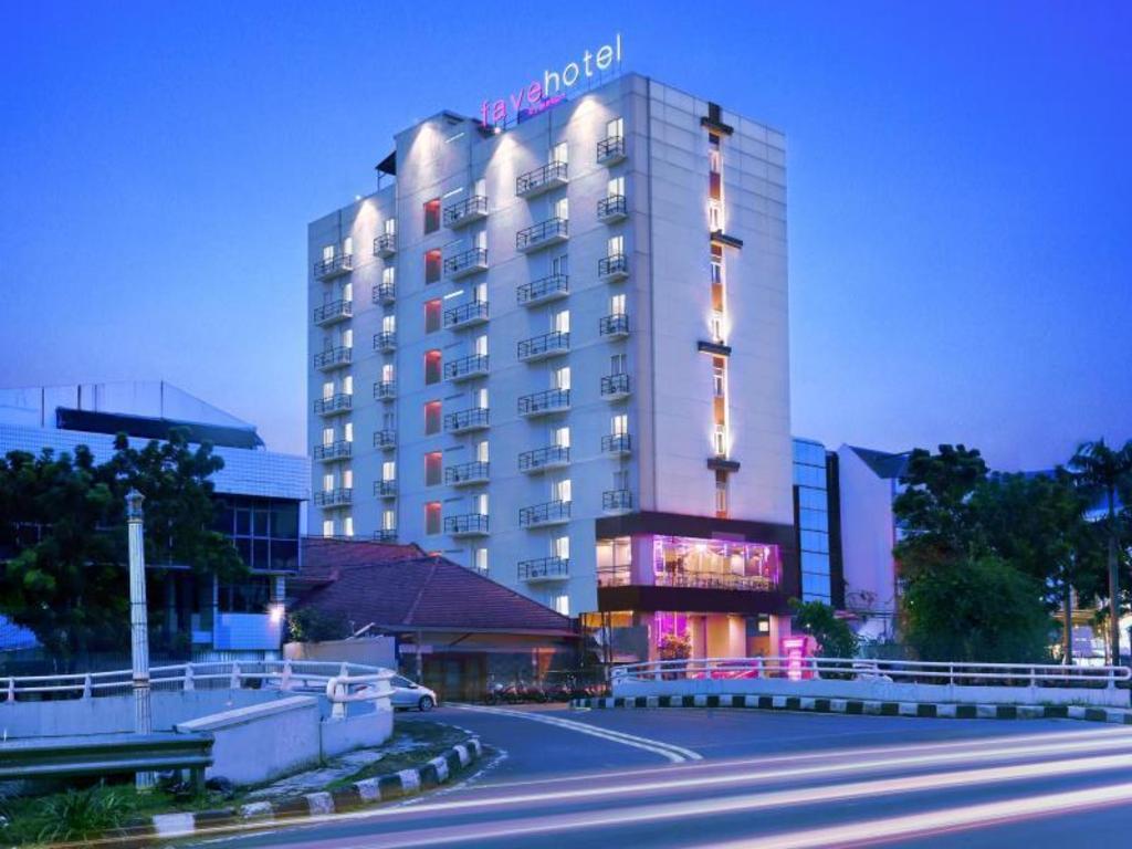 Favehotel Tanah Abang Cideng In Jakarta Room Deals Photos Reviews