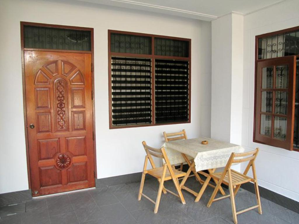 Hotellet indefra Baan Pailin Holiday Home
