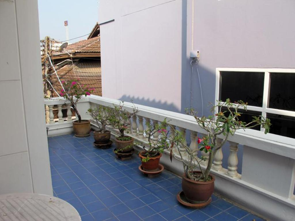 Altan/terrasse Baan Pailin Holiday Home
