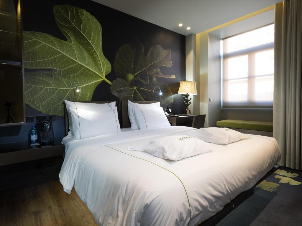 Standard Double or Twin Room - Bed The Beautique Hotels Figueira