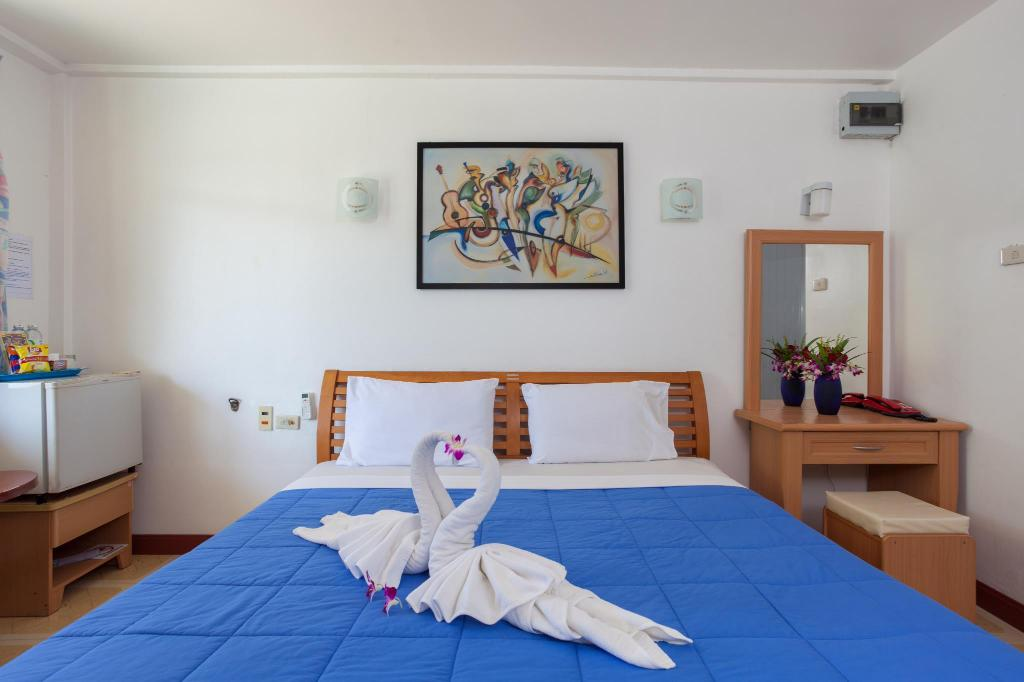 Deluxe Room Double Bed  - Bed Expat Hotel
