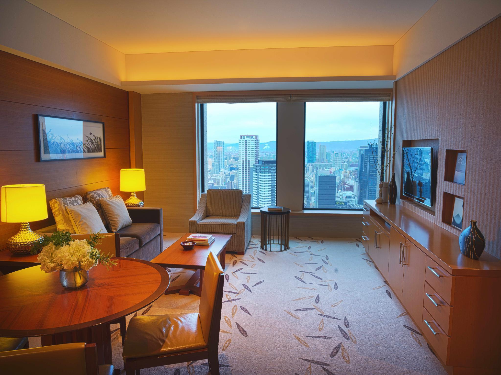 InterContinental Hotel Osaka in Japan - Room Deals, Photos & Reviews