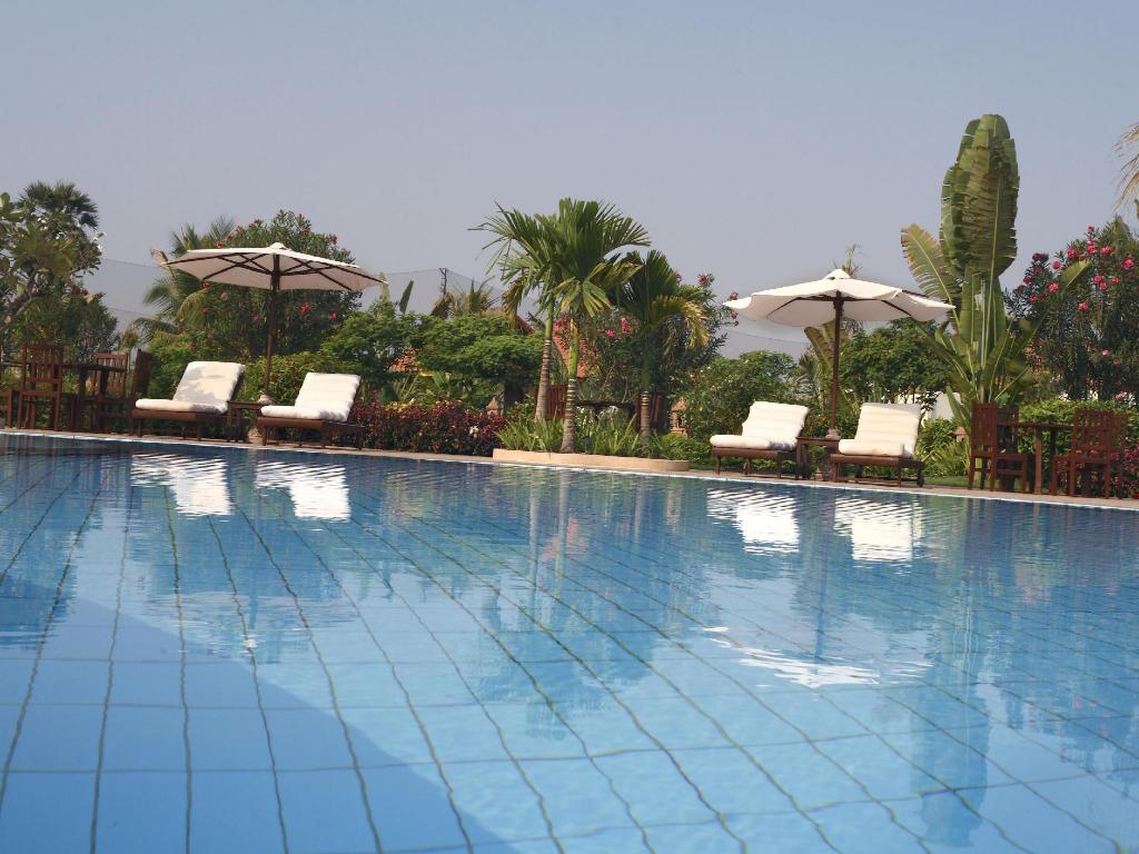 Angkor Palace Resort Spa Best Price On Angkor Palace Resort Spa In Siem Reap Reviews