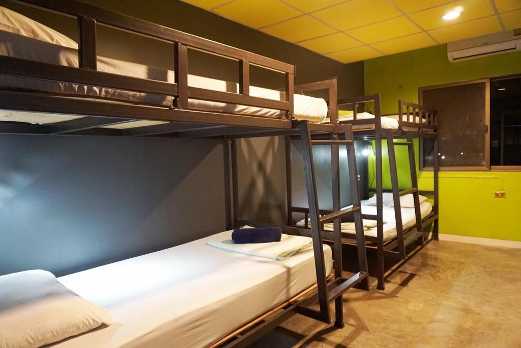 1 Person in 20-Bed Dormitory - Mixed
