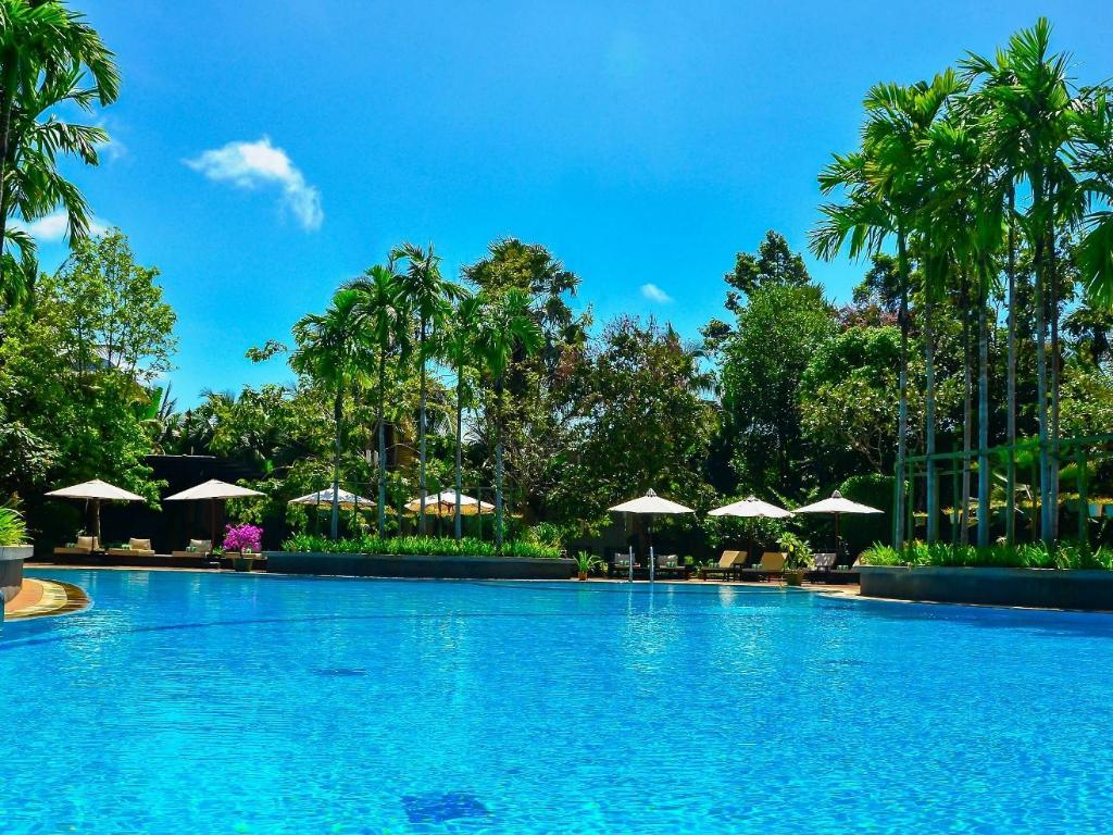 بوري أنكور ريزورت آند سبا (Borei Angkor Resort & Spa)