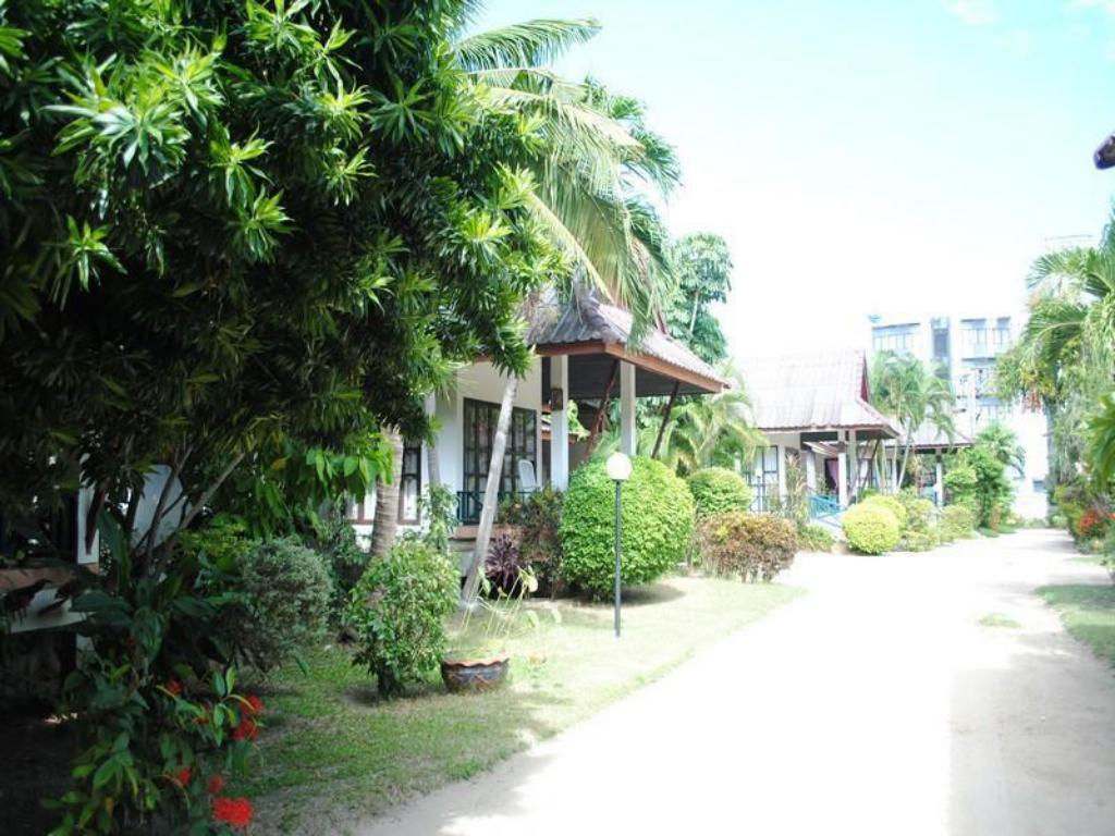 Pohled zvenku M In Samui Bungalow