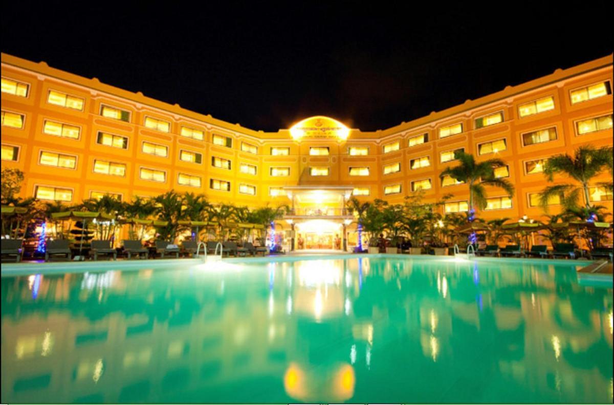 Golden Sand Hotel Sihanoukville Kambodscha Preise 2020