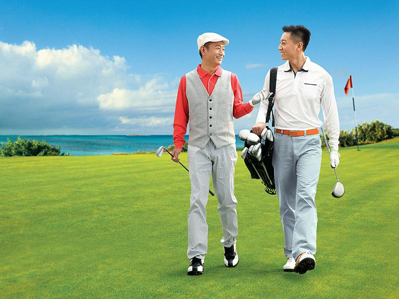 Premier - 2D1N Golf Package