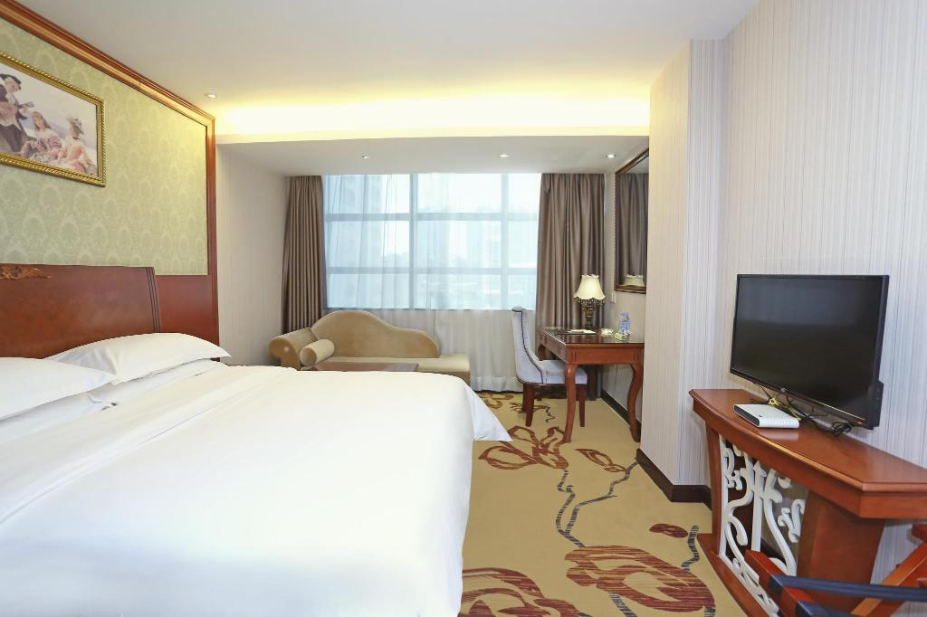 Deluxe med 1 King Size-seng Vienna Hotel Shantou Exhibition Center Branch