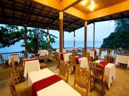 Restaurant The Cove Phi Phi