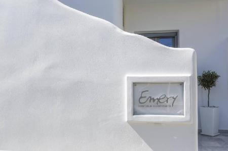 Vedere exterior Emery Boutique Apartments