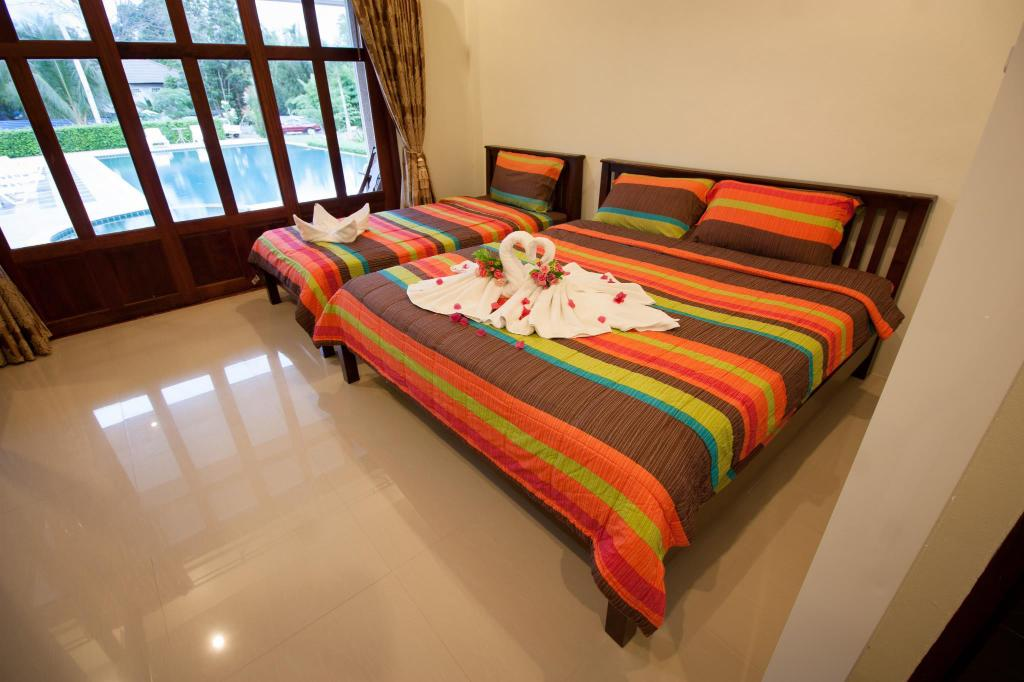 Superior Triple Room - Bedroom