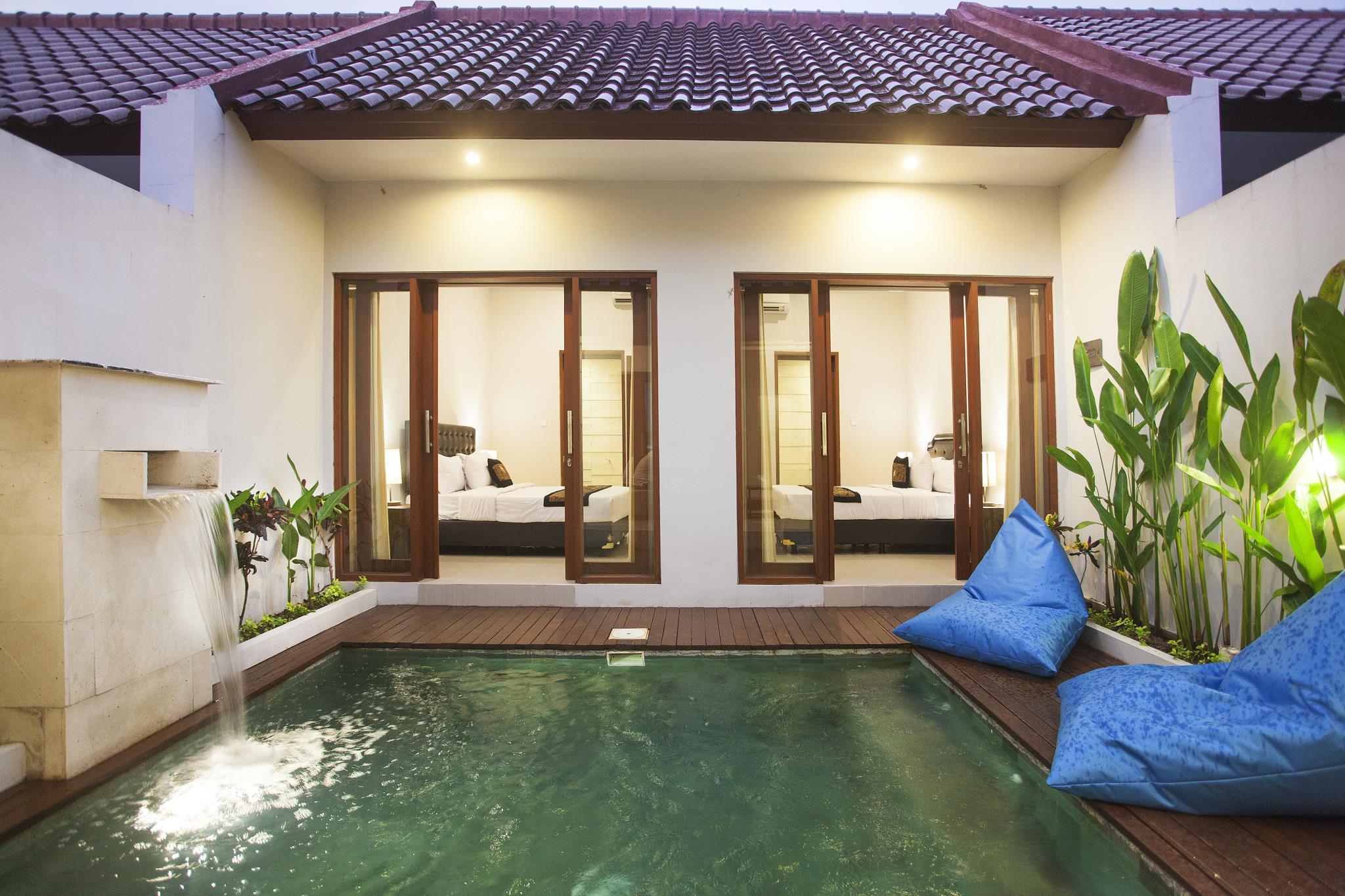 Best Price On 2 Bedroom Private Pool Villas Near Canggu In Bali Reviews