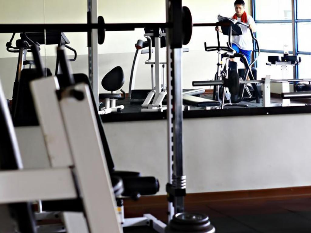 Fitness center Merdeka Palace Hotel & Suites