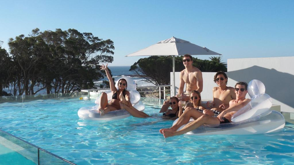 Swimming pool [outdoor] South Beach Camps Bay Boutique Hotel