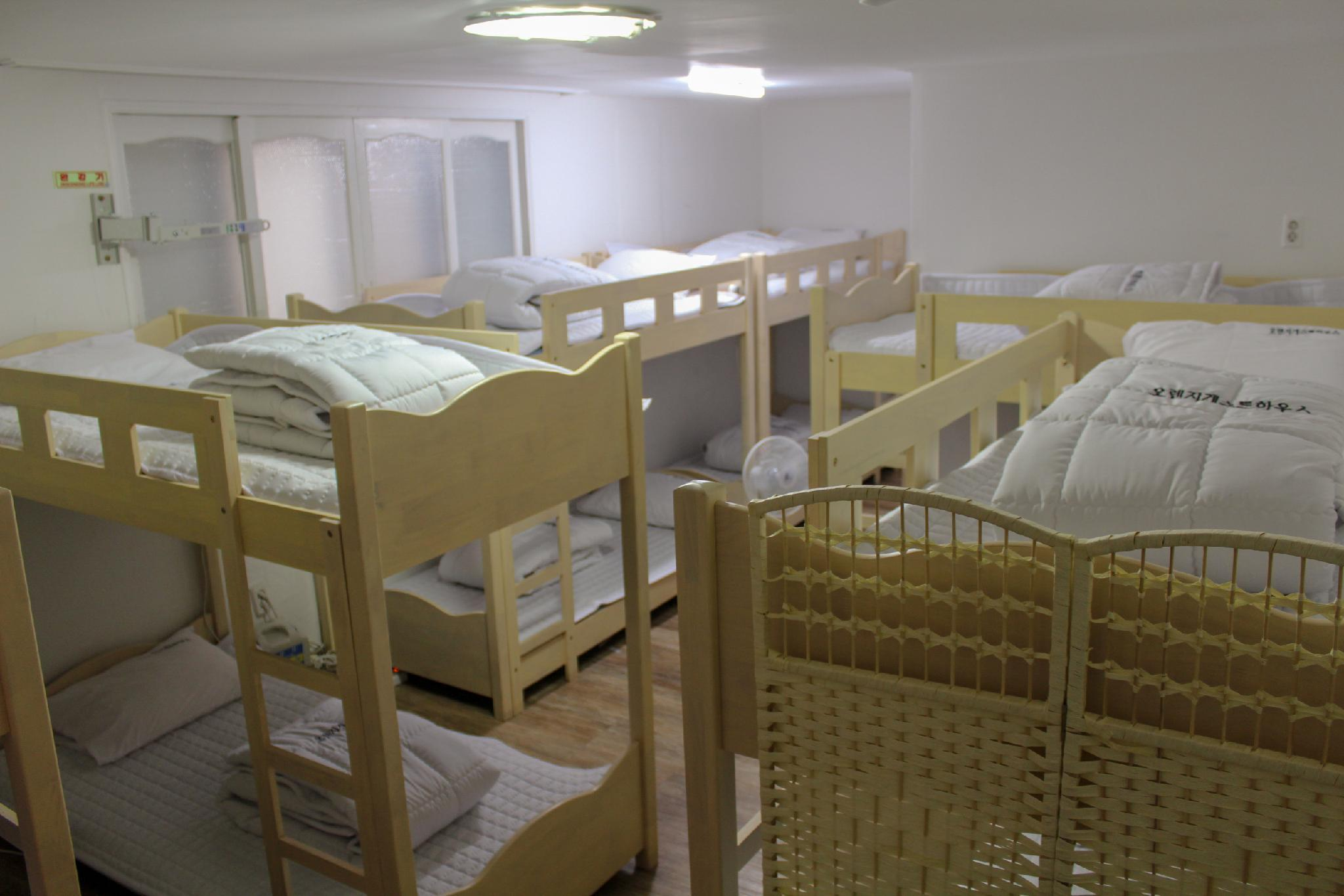 1 Person in 10-Bed Dormitory - Female Only