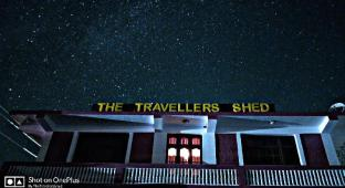 The Travellers Shed