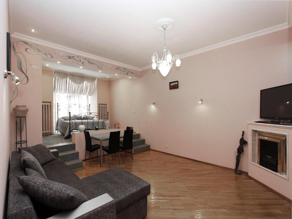 Executive lounge ApartLux Tverskaya