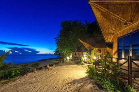 Beach Front Bungalow  - View The Cove Phi Phi