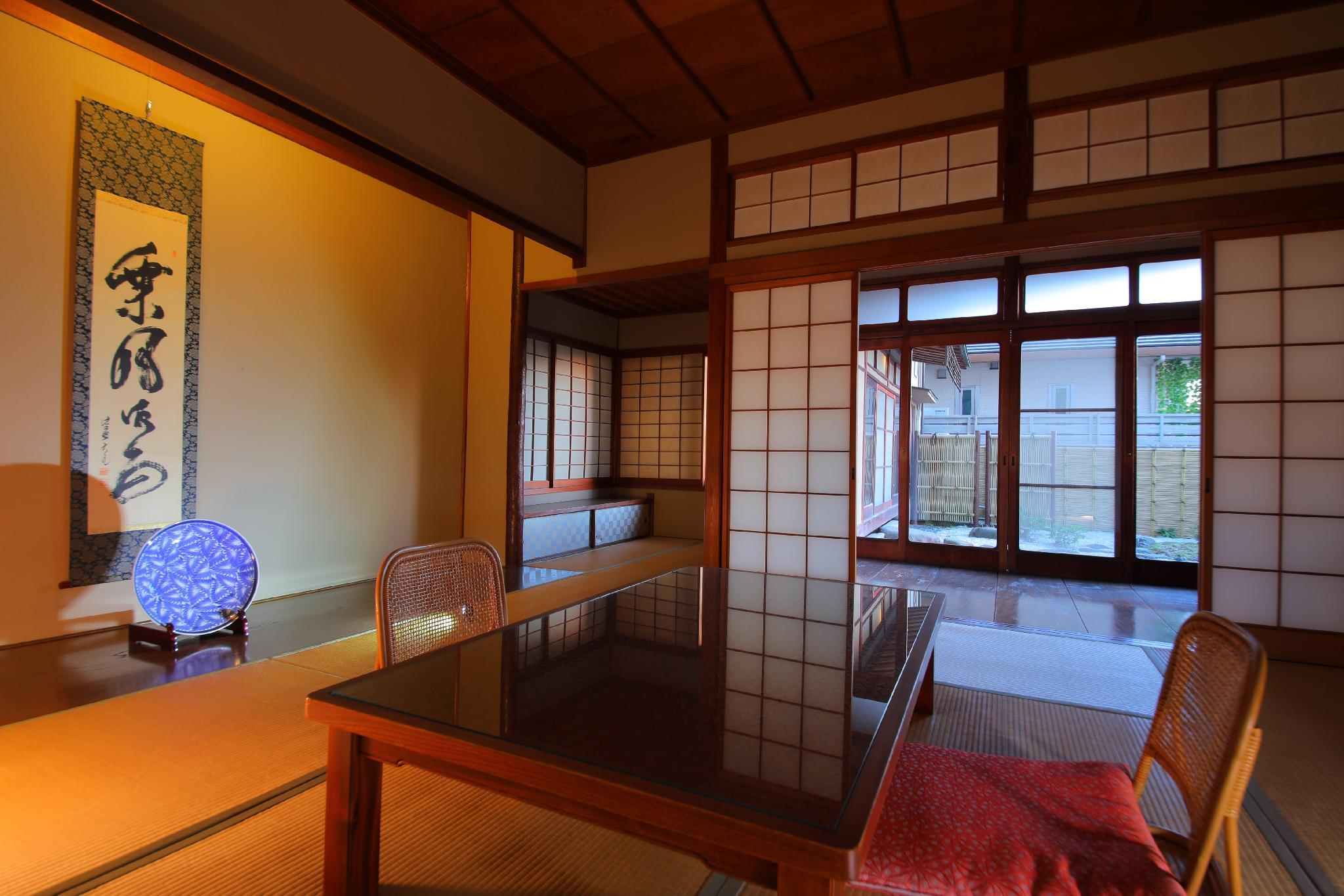 Deluxe Japanese Style Private Room