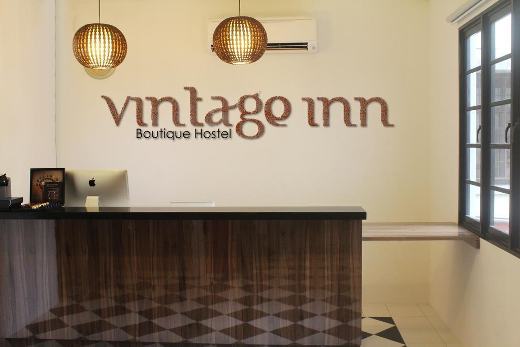 Lobby Vintage Inn Boutique Capsule @ Little India