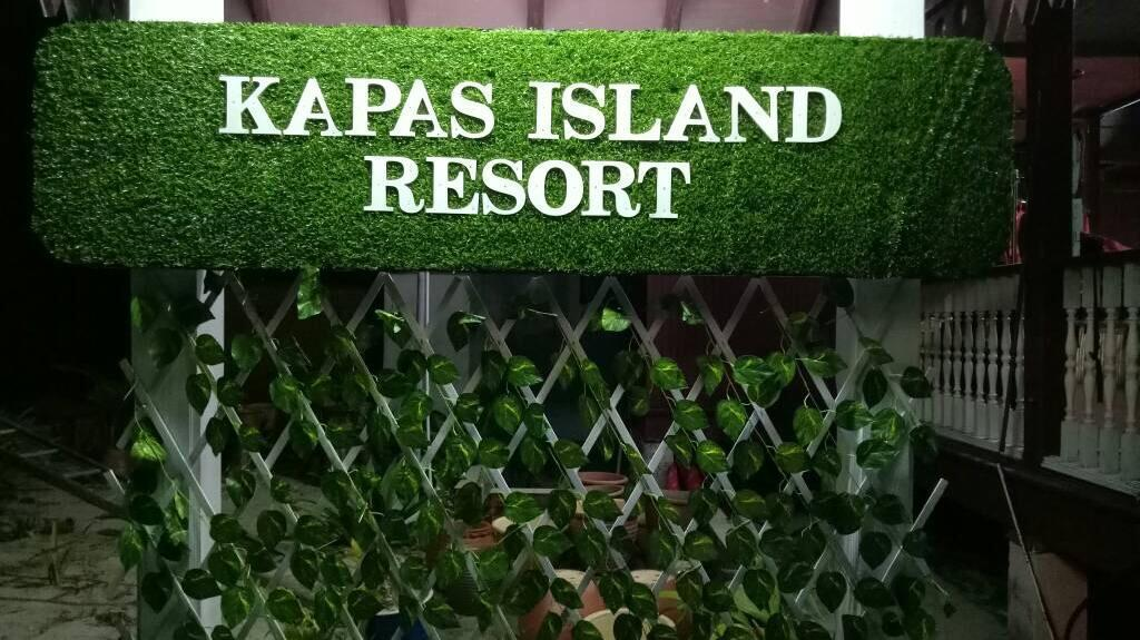 More About Kapas Island Resort