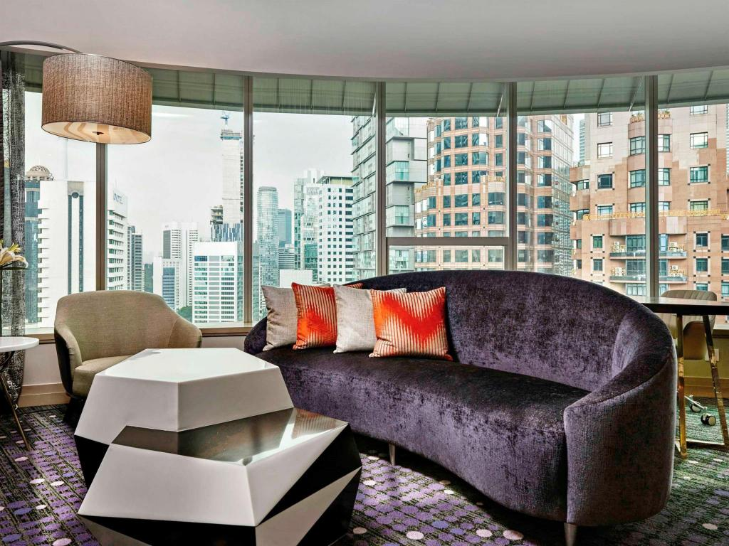 Interior view Pullman Kuala Lumpur City Centre Hotel and Residences Hotel
