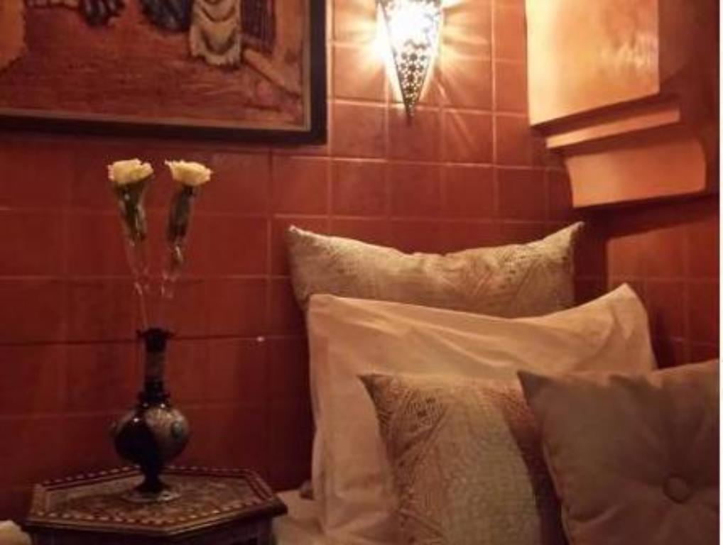 Classic Twin Bed - Bed Riad Dar Lila