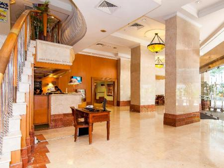 Lobby The Zon All Suites Residences On The Park Hotel