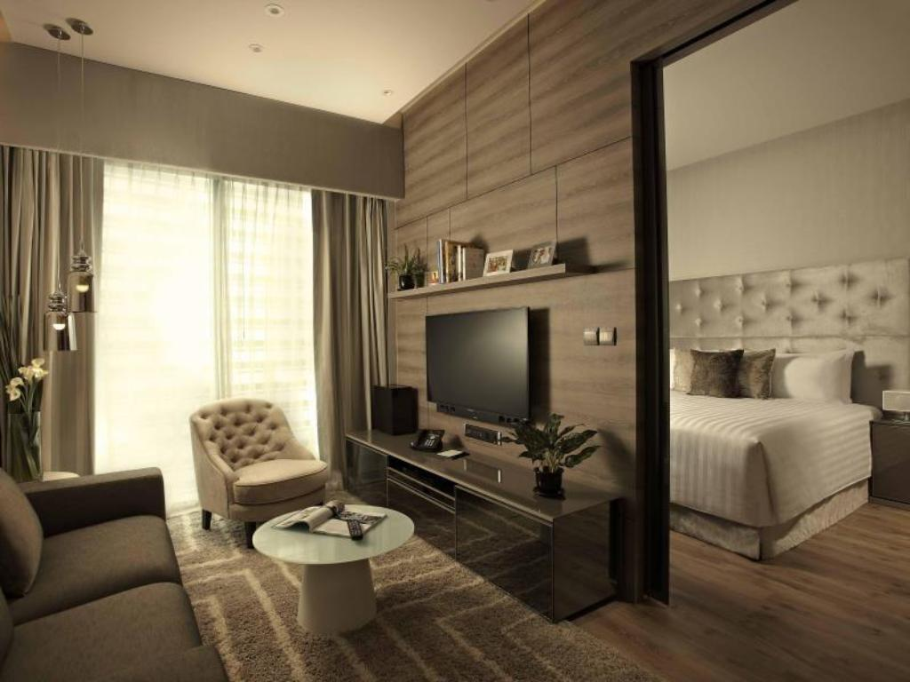 Lihat semuanya (35 foto) Pan Pacific Serviced Suites Beach Road, Singapore