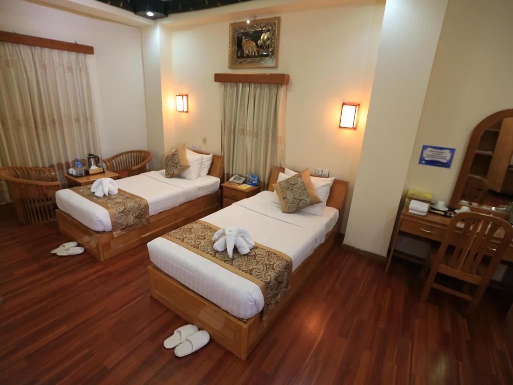 olympic hotel in yangon room deals photos reviews. Black Bedroom Furniture Sets. Home Design Ideas