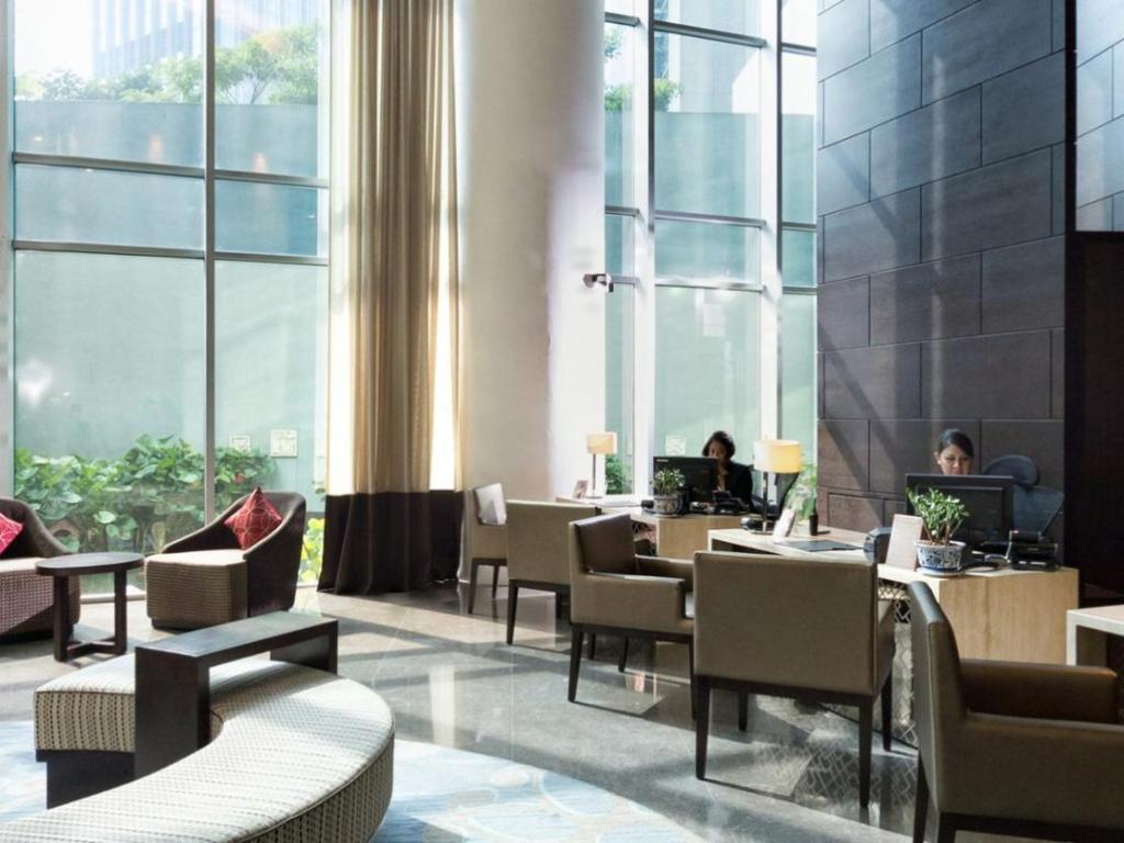 Best price on ascott kuala lumpur in kuala lumpur reviews for Design hotel kuala lumpur