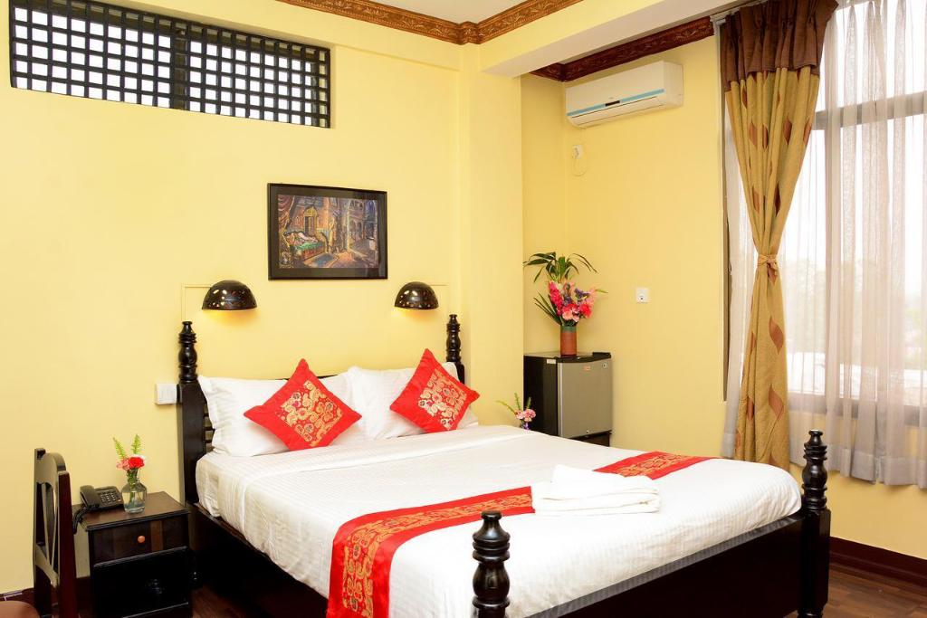 Deluxe Double or Twin Room Dream Nepal Hotel & Apartment