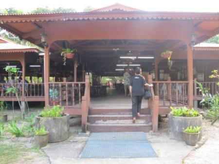 Coffee shop Tioman Paya Resort