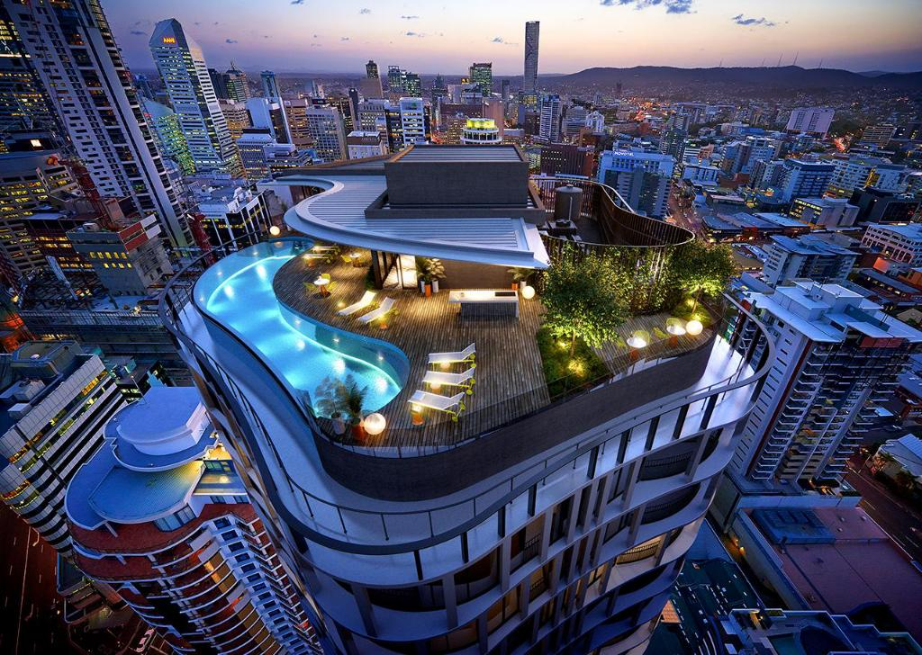 Book Spire Residence Brisbane CBD (Australia) - 2019 PRICES