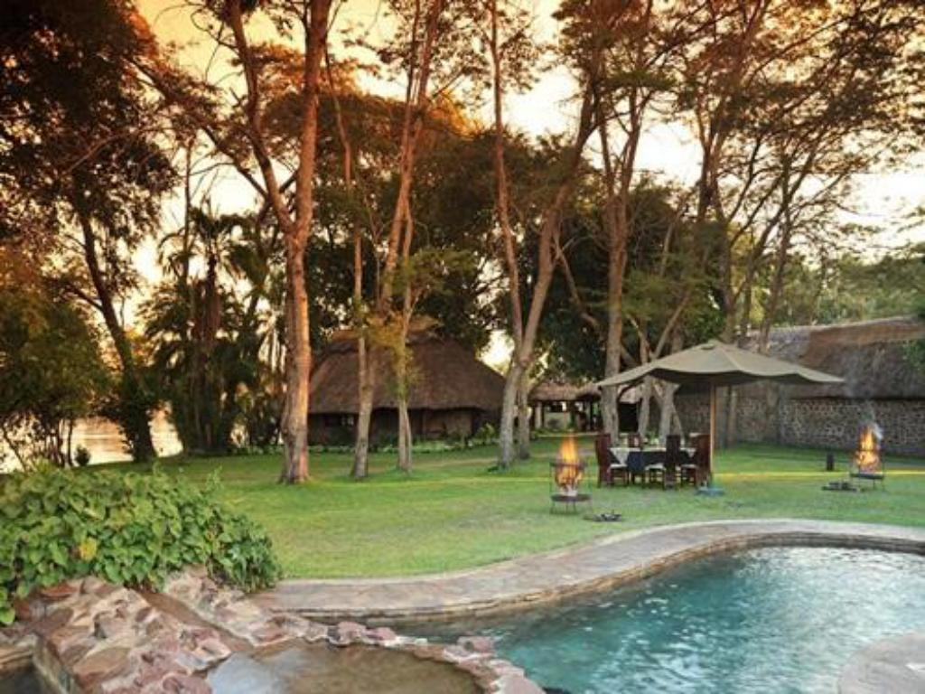 Piscine Thorntree River Lodge
