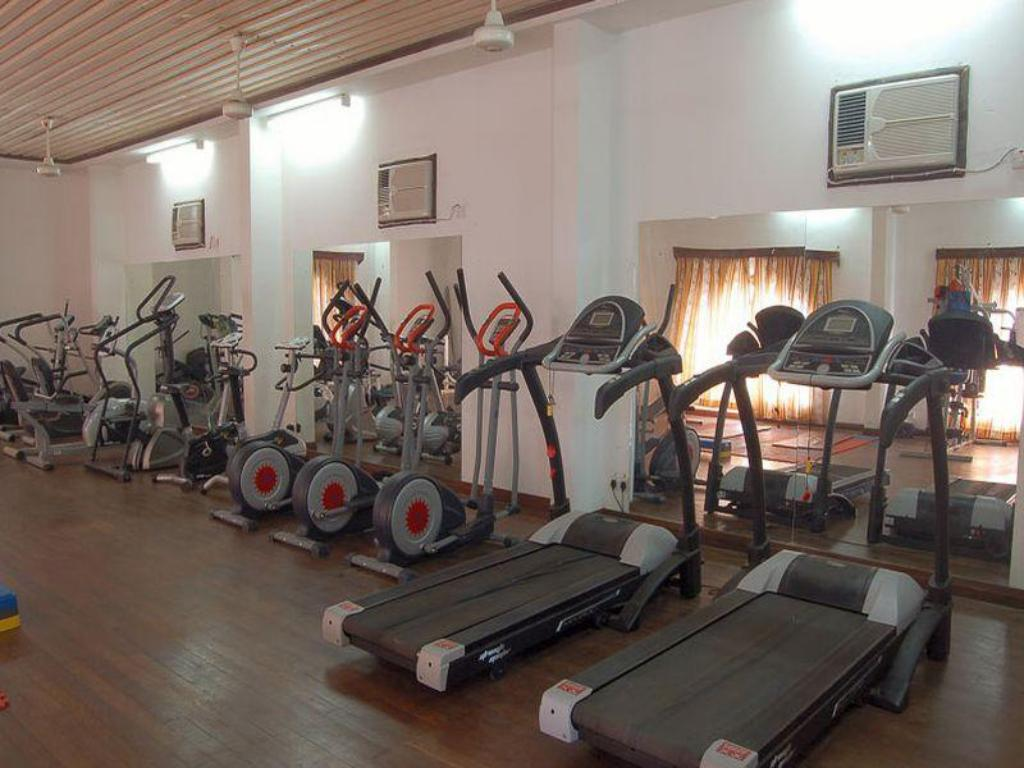 Fitness center Zanzibar Beach Resort