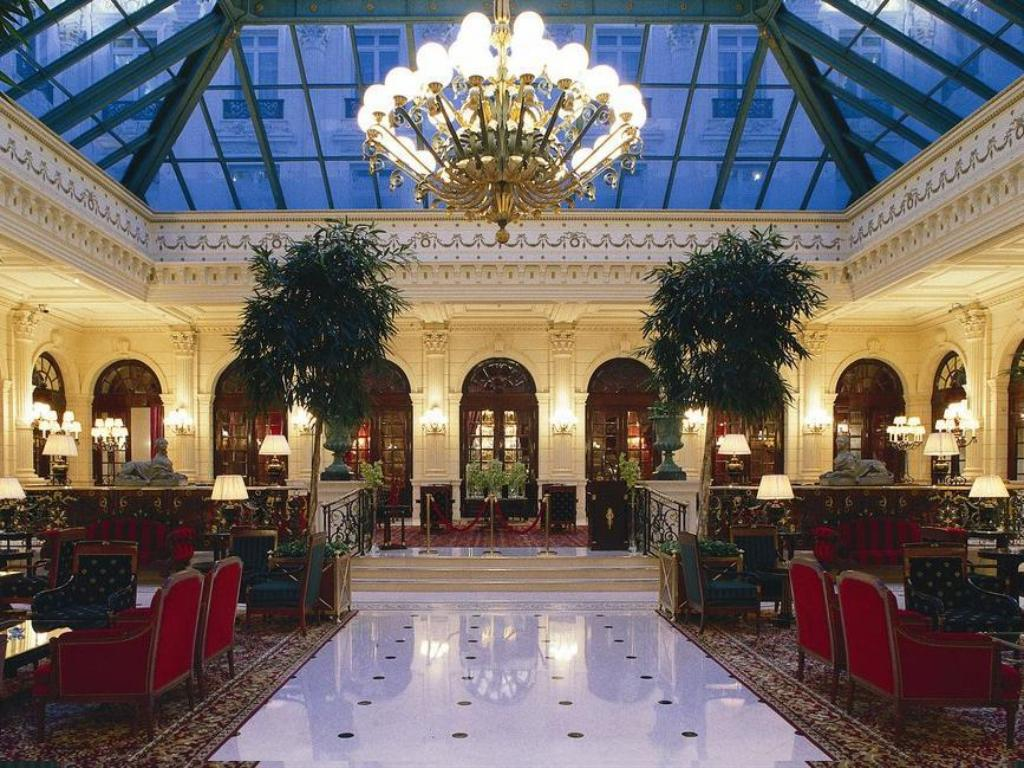 Lobby InterContinental Paris Le Grand