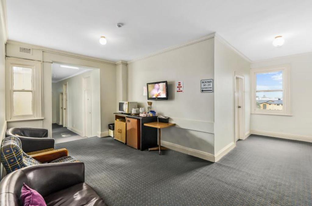 Single Room - Guestroom Grand Hotel Kiama