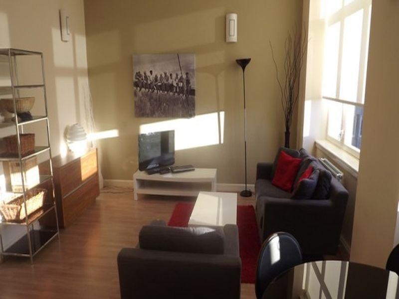 Interior View Max Serviced Apartments Glasgow Olympic House