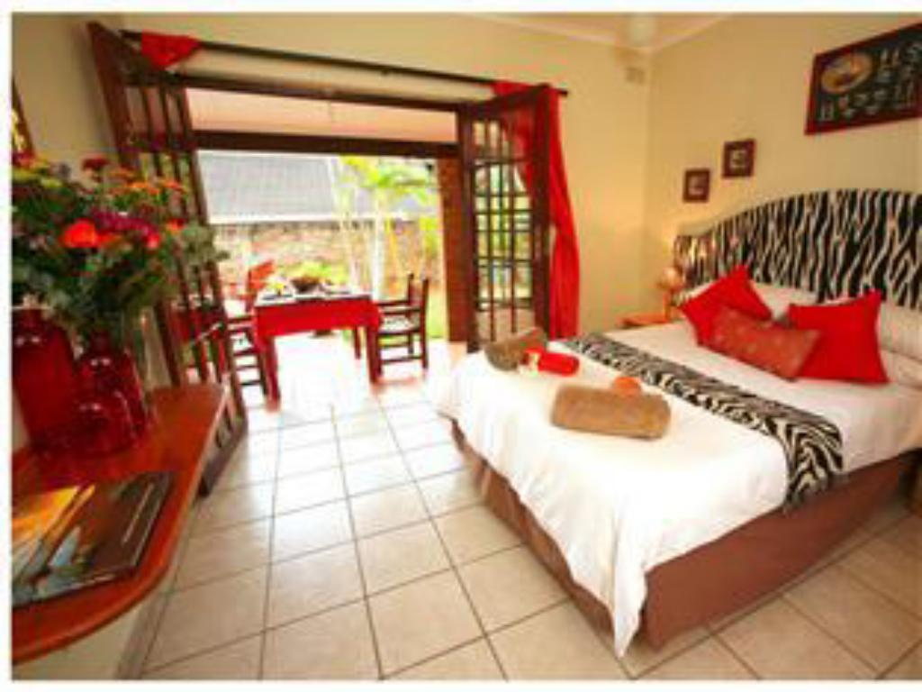 Sharing Double Room Marlin Lodge