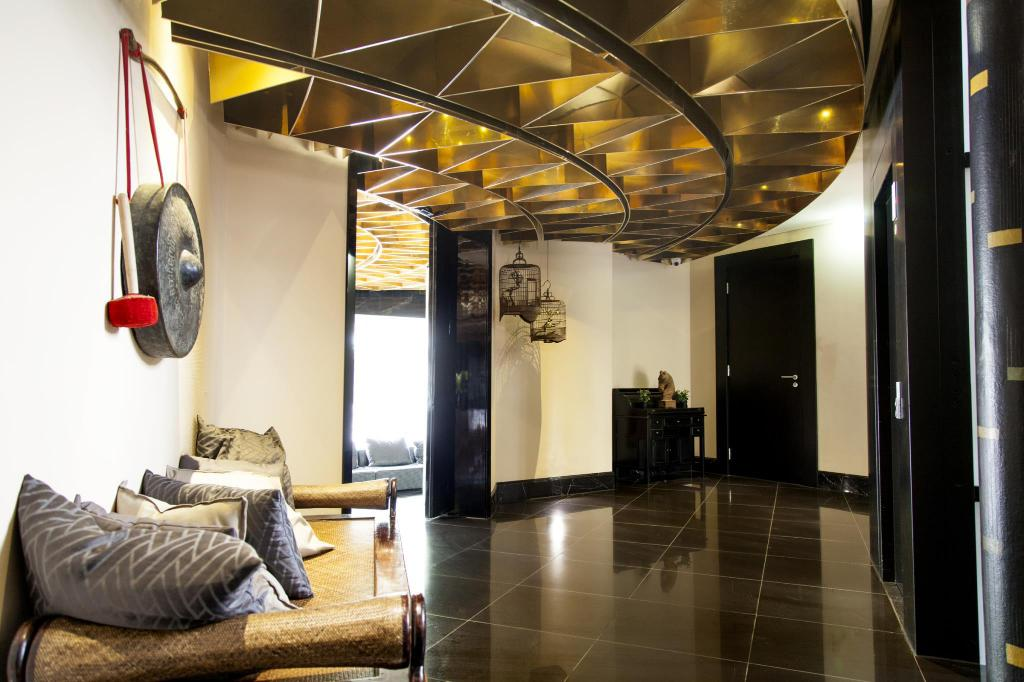 Interieur Quentin Boutique Hotel