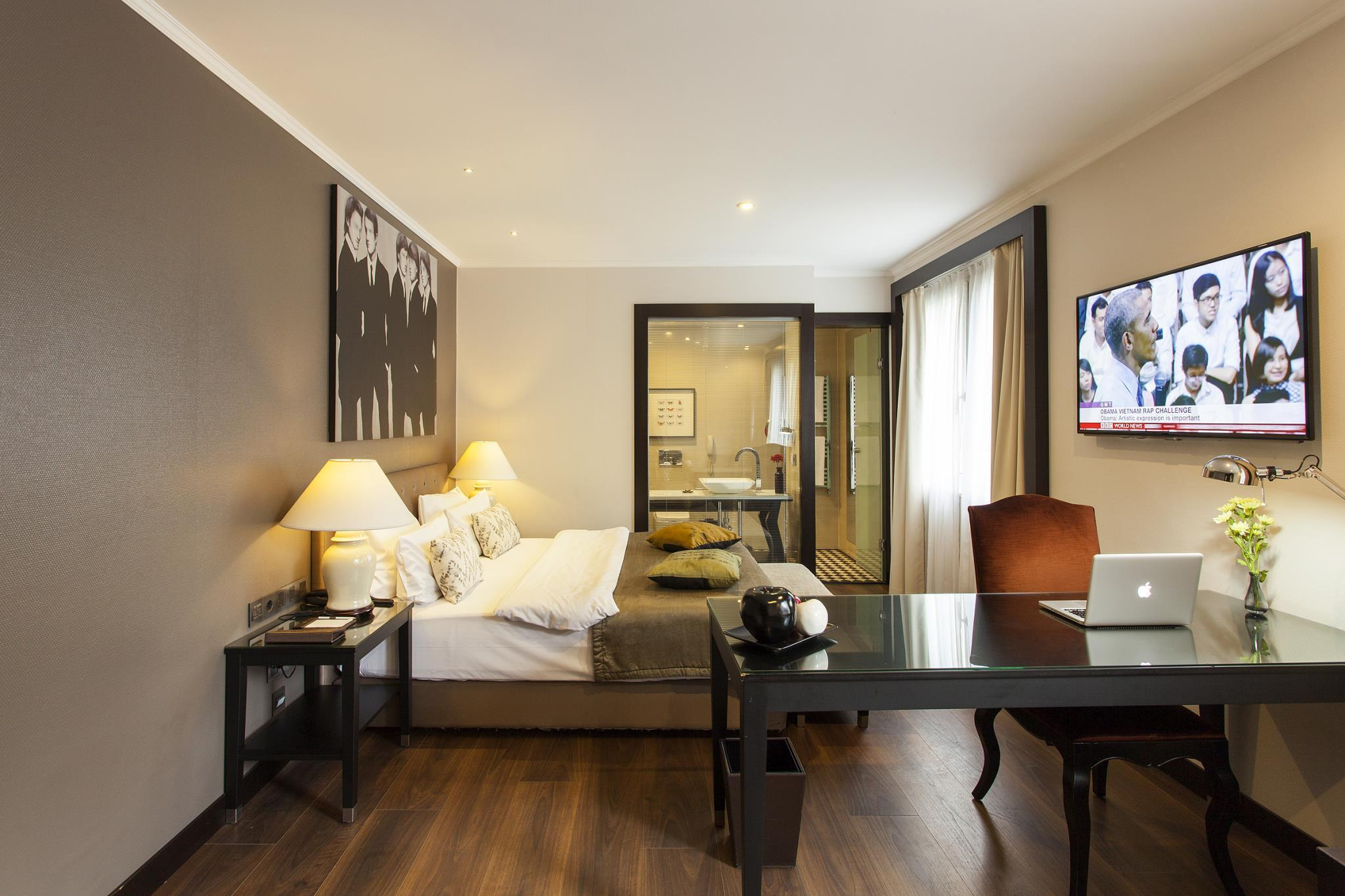 Grand Deluxe tweepersoonskamer (Grand Deluxe Double Room)