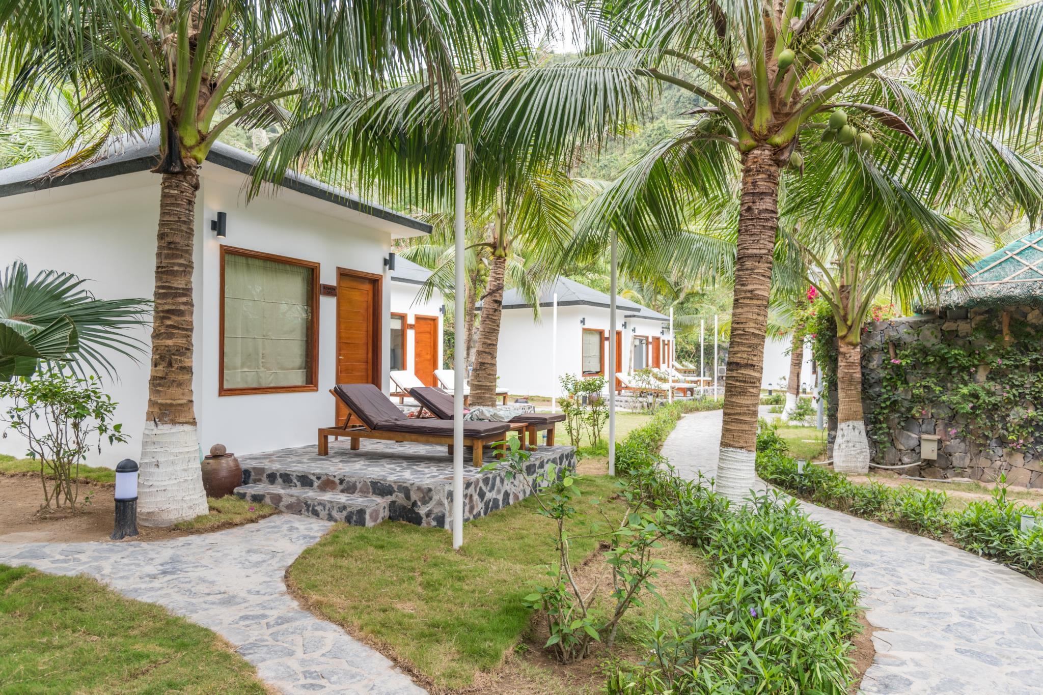 Best Price on Cat Ba Beach Resort in Cat Ba Island + Reviews