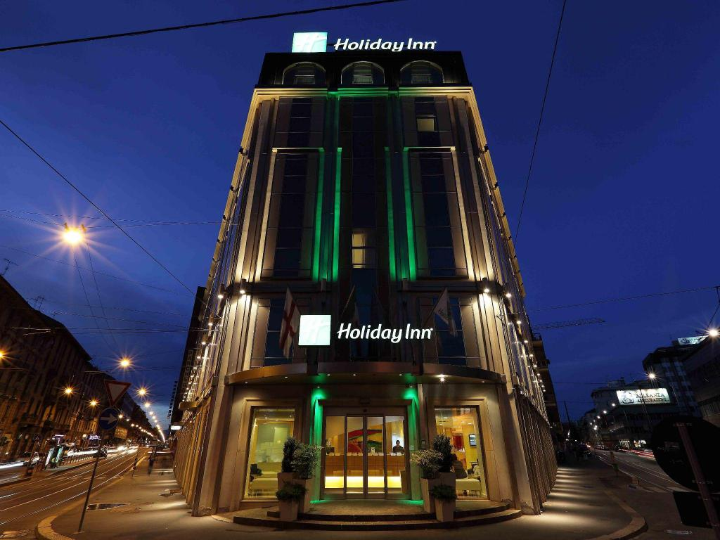More about Holiday Inn Milan Garibaldi Station