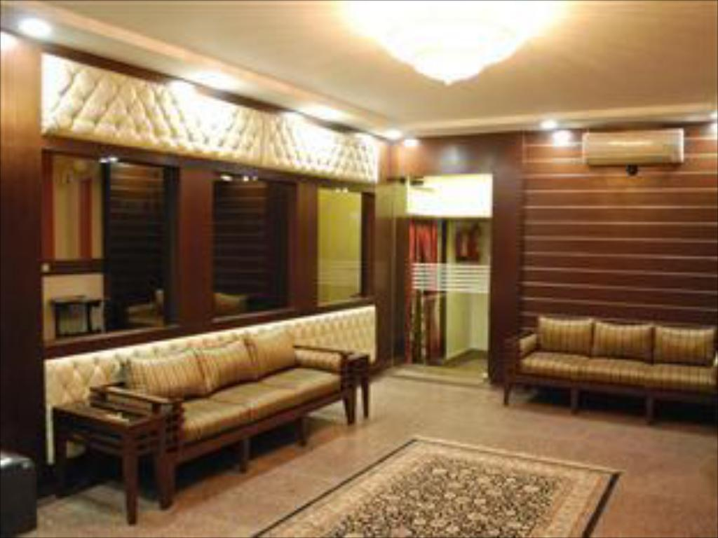 Interior view Hotel Arina Inn